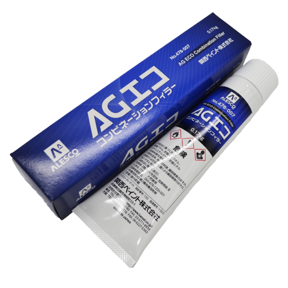 Шпатлевка 1K AG COMBINATION FILLER 7